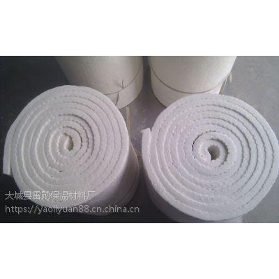 供应耐高温罐体硅酸铝针刺毯 白色硅酸铝 规格齐全