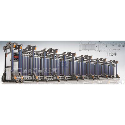 电动伸缩门-性能可靠,经久耐用,价格合理,产品设计新颖、款式优美