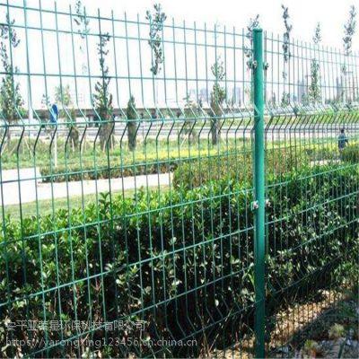 现货1.8*3米双边丝护栏 圈山围栏网 车间厂房隔离栅