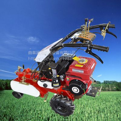 各种土质手扶式开沟机 锄草机 型号参数田园管理机