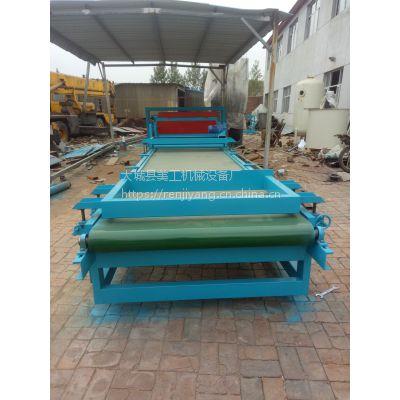 mj-16大城美工机械多型号岩棉砂浆复合板机器高质量水泥砂浆岩棉复合板设备