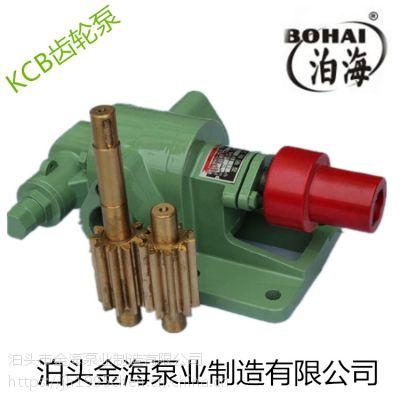 KCB200铜齿轮泵 防爆齿轮泵 金海泵业