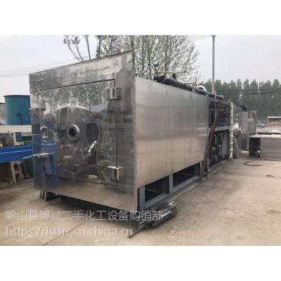 二手东富龙真空冷冻干燥机、辽宁急转二手优质东富龙真空冷冻干燥机、二手真空冷冻干燥机原理、价位低