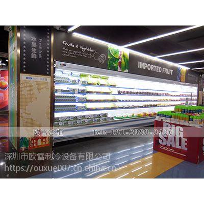广东一般水果风幕柜使用什么品牌