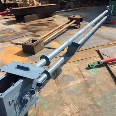 优质管链输送机批发价长距离 倾斜管链输送机