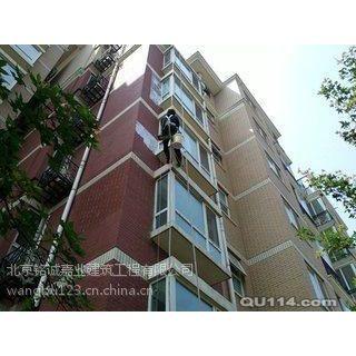 北京海淀区阳台防水 窗户台裂缝渗水堵漏补漏价格