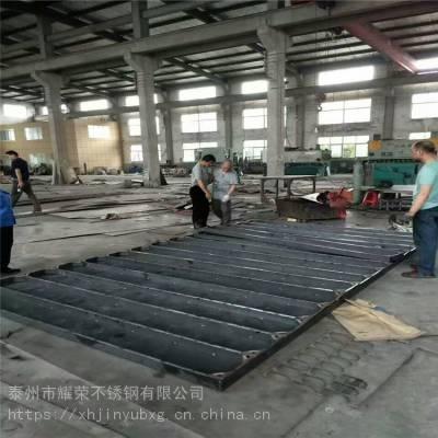 金裕 江苏厂家供应不锈钢轻型 重型 标准型井盖,非标井盖