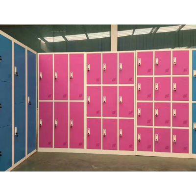 重庆衣柜 学生 学校 寝室 钢制 衣柜厂家直销