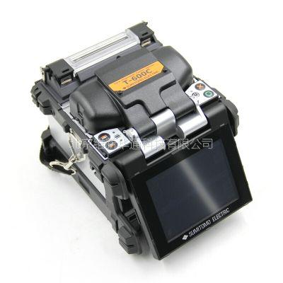 日本住友T-600C光纤熔接机 干线熔接机 热熔机 光缆熔纤机 光纤耦合器
