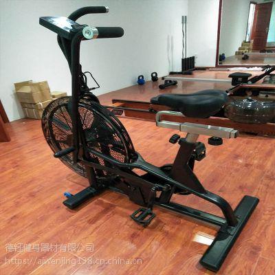 动感单车DEYU动感单车呼和浩特健身器材厂家直销动感水阻动感单车WJ