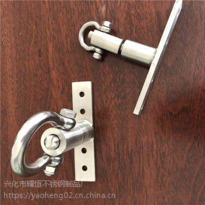 江苏耀恒 316不锈钢防风销座定制 高层建筑防风销转接件 有现货