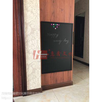 深圳进口单面树脂磁性黑板3
