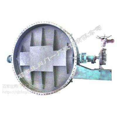 供应石家庄阀门一厂环球牌余热发电电液动调节蝶阀(D241H-1 DN200-DN3400)