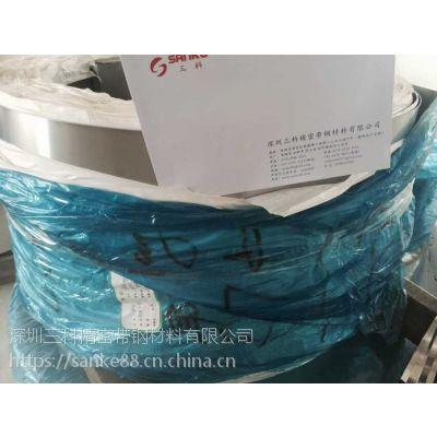 供应5J1440电阻系列热双金属带材 高膨胀层Ni20Mn6