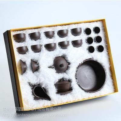 宜兴紫砂茶具套装原矿功夫茶壶茶杯礼盒