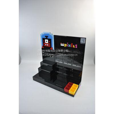新颖款式有机玻璃亚克力展示架有机玻璃展示道具