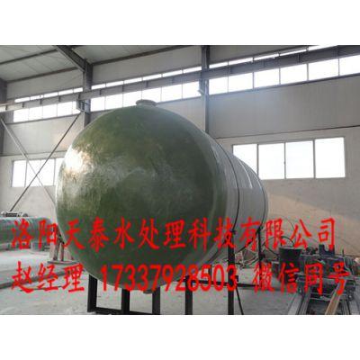 济源波纹玻璃钢化粪池厂家价格 供应汝阳玻璃钢化粪池