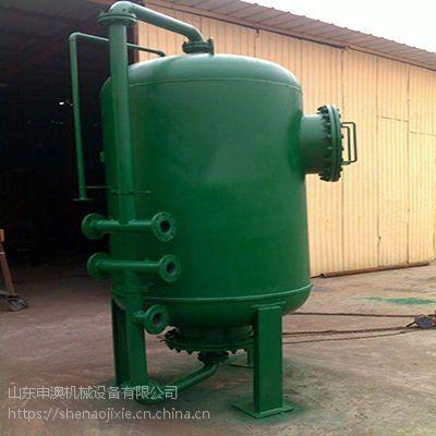 申澳机械污水处理设备机械过滤器