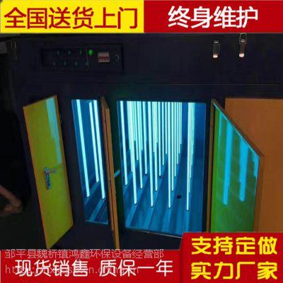 废气处理环保设备 喷漆房废气处理环保设备厂家直销 鸿鑫帮助企业顺利通过环评