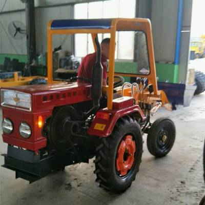 厂家生产全新小型装载机 柴油自走式多功能小铲车 建筑工地用抓木机