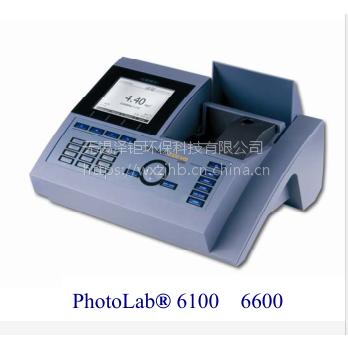 低价供应 新型COD多功能水质分析仪PhotoLab@ 6100 6600 泽钜