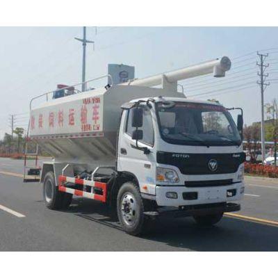 福田CLW5161ZSLB5型散装饲料运输车