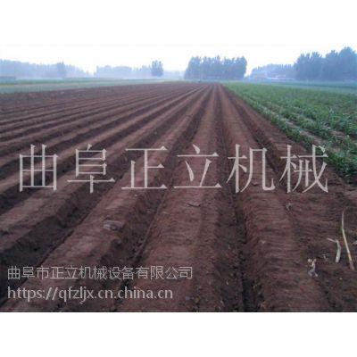 农用小型手扶田园多功能管理机 大葱大姜开沟培土机 大棚松土施肥机
