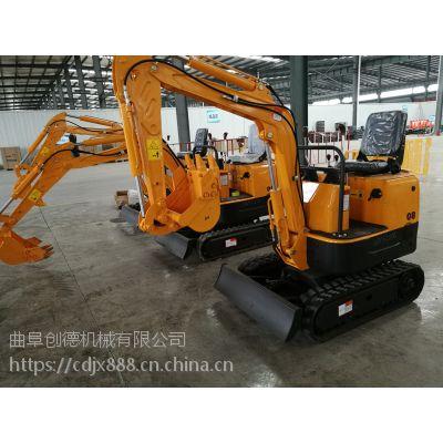 小型专业履带式挖掘机那里卖 实用型挖掘机简介