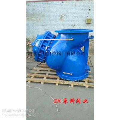 直销优质 隔膜式多功能水泵控制阀 水泵阀门 通用水利控制阀厂JD745X 湖北 卓科