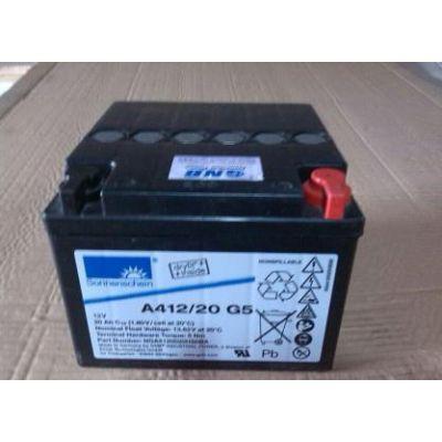 德国阳光蓄电池A412/100A报价尺寸 高价回收旧阳光蓄电池