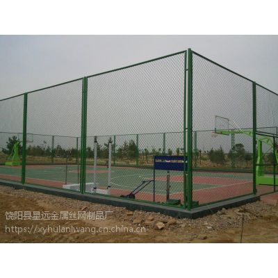 星远体育场围栏专业生产厂家