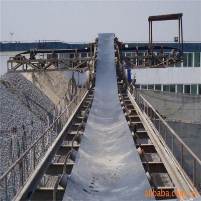 工地定做带式输送机 兴亚散料装卸输送机生产