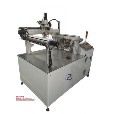 水晶工艺品灌胶机 变压器灌胶封装机 离子发生器灌封机 深圳路盛达