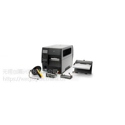 Zebra斑马ZT410 600DPI经济性条码打印机 小标签打印专家 打印头无锡哪里卖和维修?