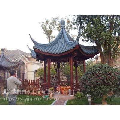 上海仿古亭凉亭仿古建筑
