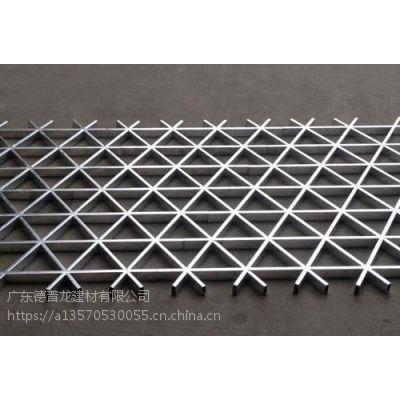 2018广东德普龙建材之网红泡面铺铝格栅装饰