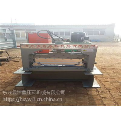 河北浩鑫压瓦机厂家全自动470型角驰压瓦机 厂家现货直销