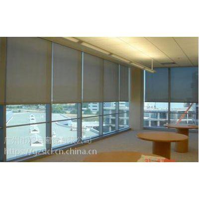 广州黄花岗窗帘定做,越秀区区庄附近办公室卷帘窗帘安装