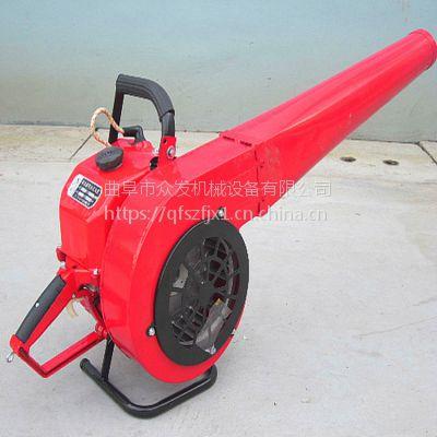 二冲程汽油吹风机 路面清理吹尘机 农用背负式大棚吹雪机