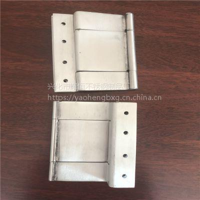 耀恒 杭州建筑工地不锈钢门窗合页 铝型材门窗配套合页五金件