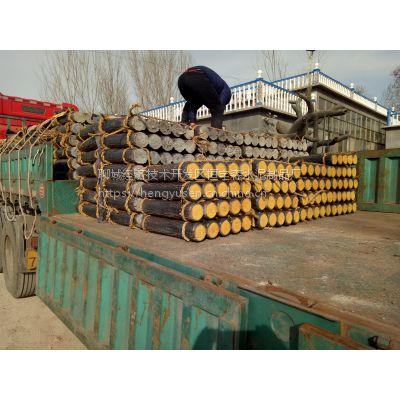 混凝土围栏 仿木树桩石 桥梁护栏栏杆放心省心