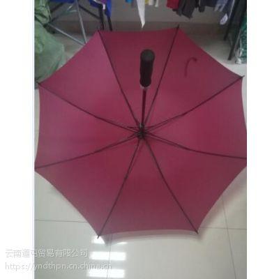 厂家定制批发直把自动广告伞