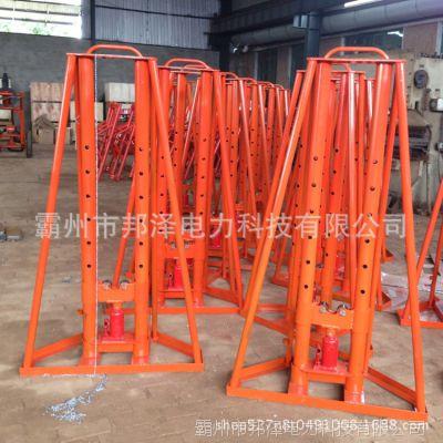 邦泽供应DP014-3电缆放线架 机械式电缆放线架