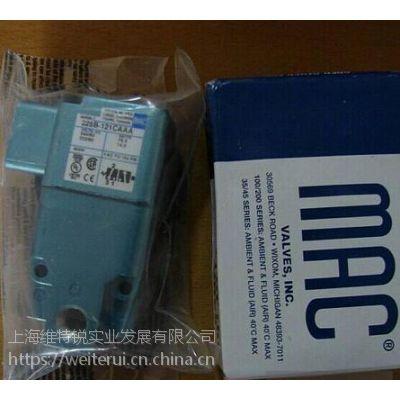 MAC电磁阀130B-121JB国内一级代理