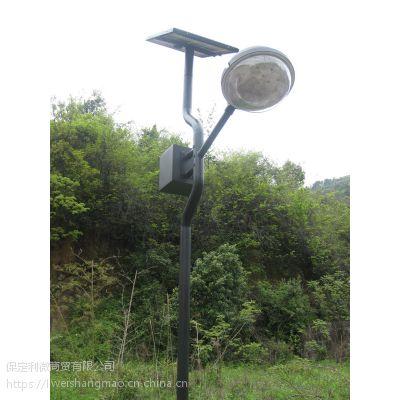 灯柱灯杆保定利微 太阳能路灯杆
