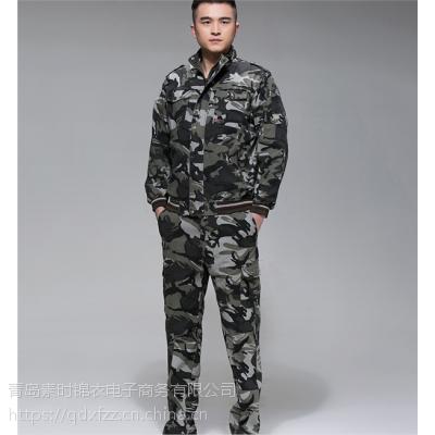 聊城保安服厂家 特种兵军装 冬季特战服套装 素时锦衣