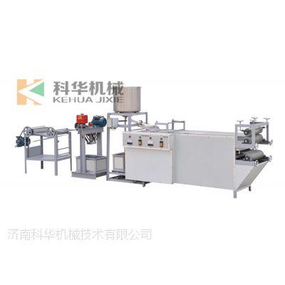 大豆浸泡设备好用吗?加工豆腐皮的机器设备多少钱?仿手工豆腐皮机