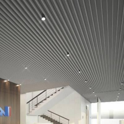 铝型材长城板 天津铝板型材厂家 铝长城板尺寸