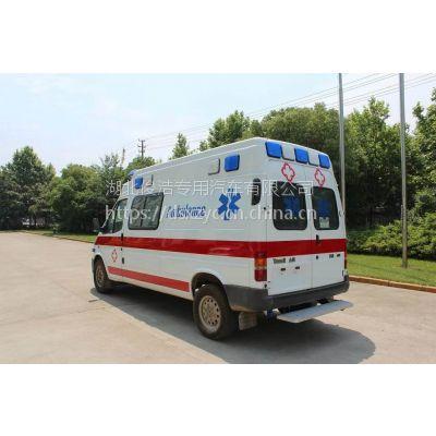 新全顺运送型救护车(汽油版)