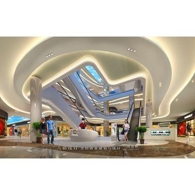苏州商场设计项目曾与广东天霸设计强强合作缔造佳作